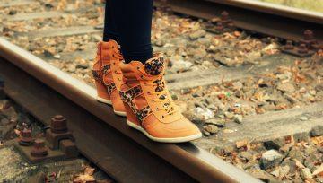 Nieuwe trend: sneakerlaarzen voor de herfst en winter
